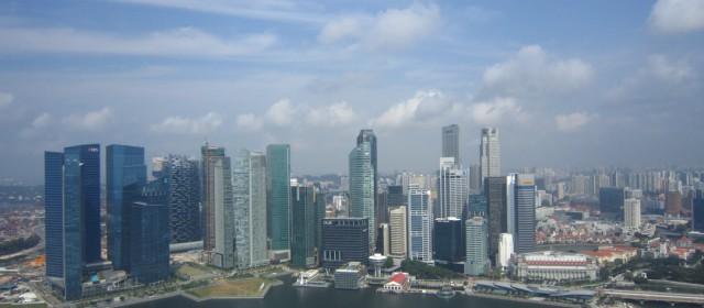 Singapore on business