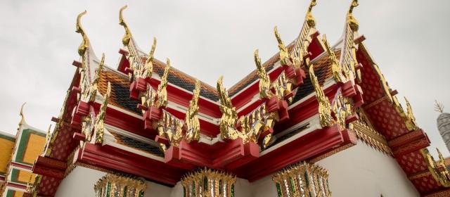 Bangkok – the bustling city