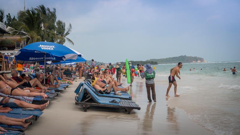Der hässlichste Strand der Welt - Chaweng Beach