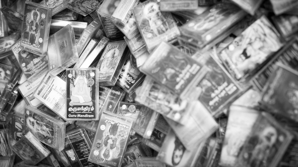 Wer kauft heute noch Kassetten?