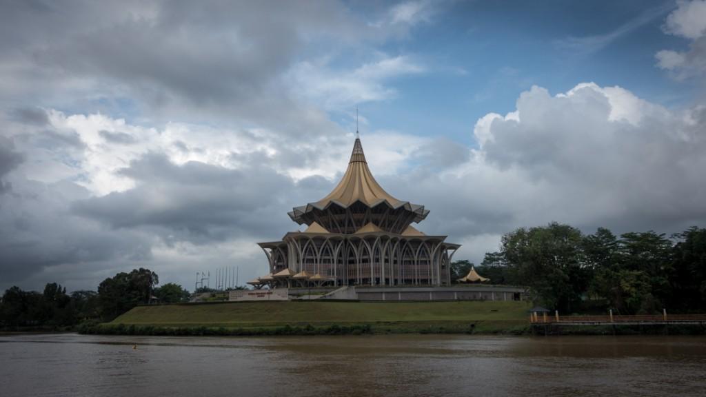 Bauwerk in Kuching