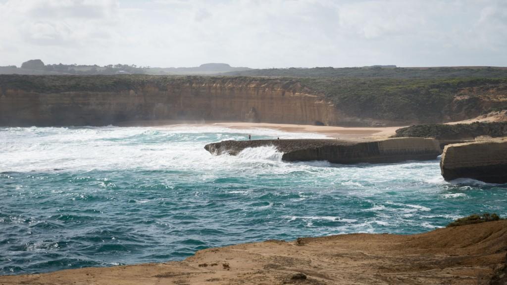 Blick von der Great Ocean Road