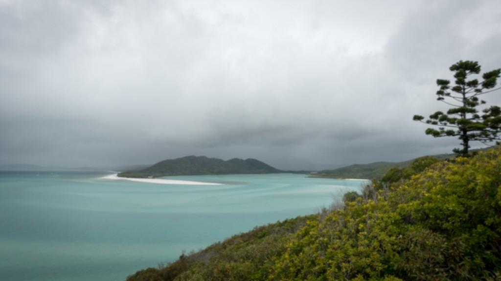 Ausblick vom Hill Inler Lookout