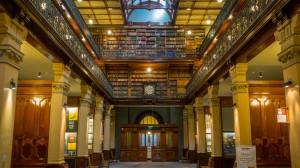 Bibliothek in Adelaide