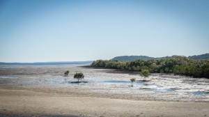 Ankunft auf Fraser Island