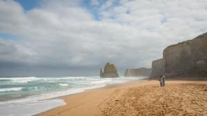 Strand bei den zwölf Aposteln
