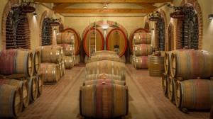 Weinkeller des Tenuta Montemagno